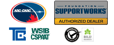 Foundation Supportworks of Ontario Commercial Foundations Affiliations